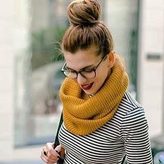 bun&scarf